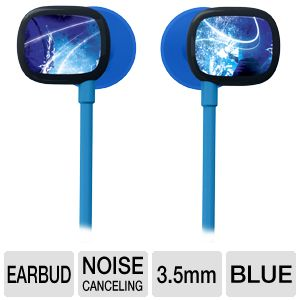 Ultimate Ears 100 Blue Stage 16 ohms Ear-buds