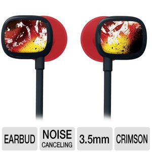 Ultimate Ears 100 Crisom Rock 16 ohms Ear-buds