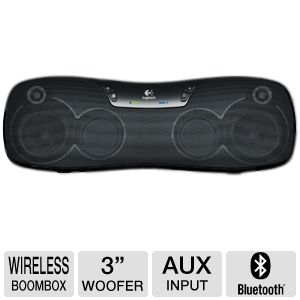 Logitech 984-000181 Wireless Boombox