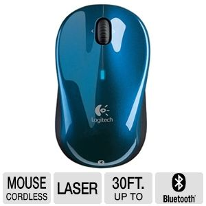 Logitech V470 Bluetooth Laser Mobile Mouse