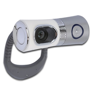Logitech 961471-0403 QuickCam� Ultra Vision Webcam