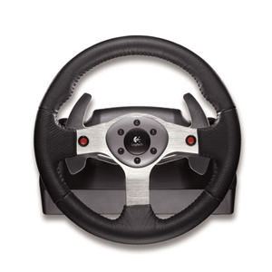 Logitech G25 USB Racing Wheel (PC & Playstation 2)
