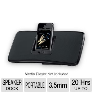 Logitech S315i Rechargeable iPod Speaker Dock