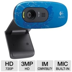 Logitech 960-000818 C270 HD Webcam