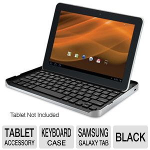 Logitech Keyboard Case for Samsung Galaxy Tab 10.1