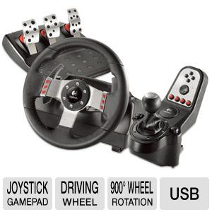 Logitech 941-000045 G27 Driving Wheel