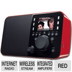 Logitech Squeezebox Built in WiFi Internet Radio