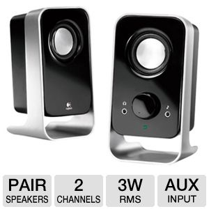 Logitech LS11 Stereo Speakers