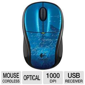 Logitech 910-002462 M305 Wireless Mouse