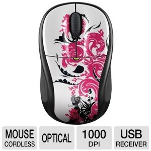 Logitech 910-002465 M305 Wireless Mouse