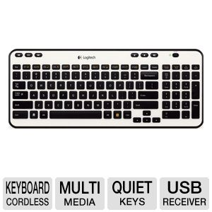 Logitech K360 Wireless Keyboard - 920-003365