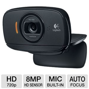 Logitech 960-000715 C525 HD Webcam