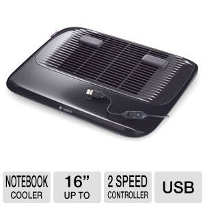 Logitech N200 USB Cooling Pad