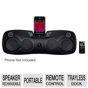 Logitech S715i Rechargable Speaker iPhone4/iPod
