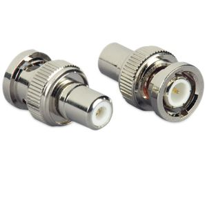 Lorex RCA Female to BNC Male Coupler