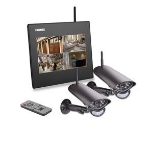 Lorex Wireless Digital Security System