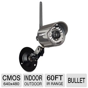 Lorex Wireless Digital Security Camera
