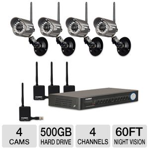 Lorex ECO Wireless Security Camera System