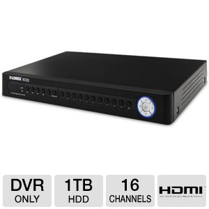 Lorex ECO2 16 Channel Security DVR