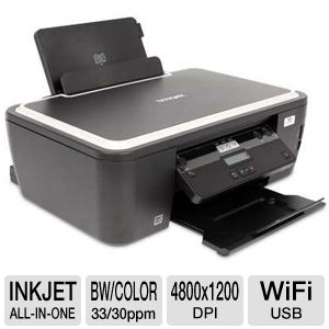 Lexmark Impact S305 WiFi All-in-One Inkjet Printer