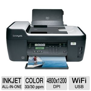 Lexmark S405 Interpret WiFi Inkjet All-in-One