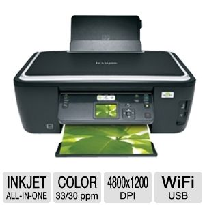 Lexmark Intuition S505 WiFi All-in-One Printer