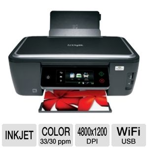 Lexmark Interact S605 WiFi All-in-One Printer
