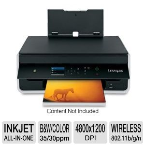 Lexmark S315 Wireless All-in-One Printer