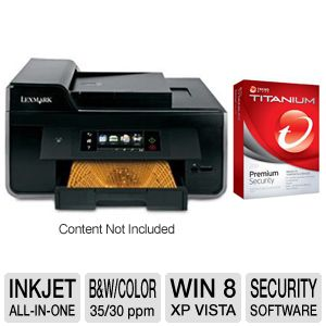 Lexmark Pro915 All-in-One/Trend Micro Antivirus