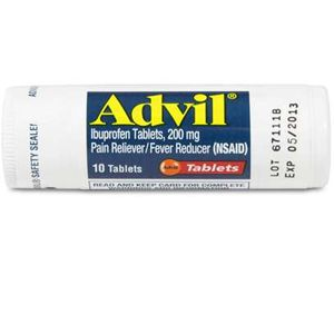 ADVIL VIAL PEG - 015110 (12 CT)