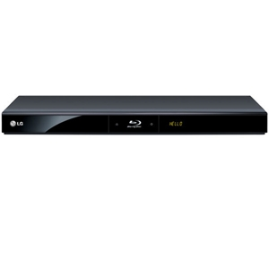 LG BD550 Network Blu-ray Player