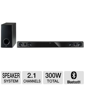 LG NB3520A Sound Bar Speaker System