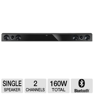 LG NB2420A Surround Sound Bar Speaker