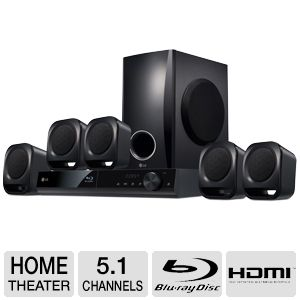 LG BH4120S Blu-Ray Home Cinema System 
