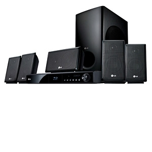 LG LHB335 Blu-Ray Disc Home Theater System