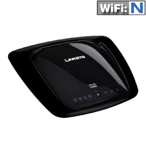 Linksys WRT160N Wrls N Router Recertified