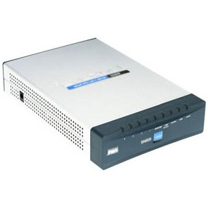 Cisco RV042 4-port 10/100 VPN Router - Dual REFURB