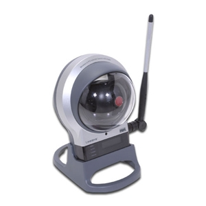 Cisco WVC200 Wireless-G PTZ Internet Video Camera