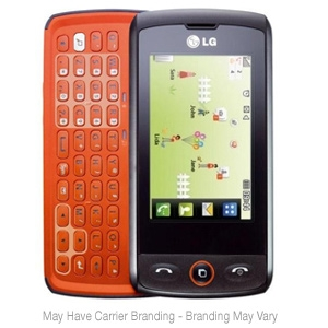 LG GW525 CALISTO Unlocked GSM Cell Phone