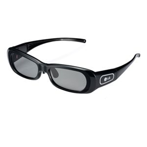 LG AG-S250 3D Active Shutter Glasses