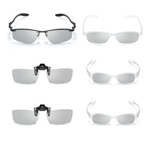 LG AG-F216  3D Passive Glasses Family 6 Pack
