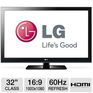 LG 32CS560 32&quot; 1080p 60Hz LCD HDTV 