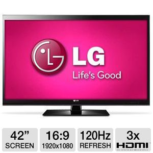 LG 42&quot; Class LCD HDTV