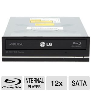 LG 12x Internal Blu-Ray Drive