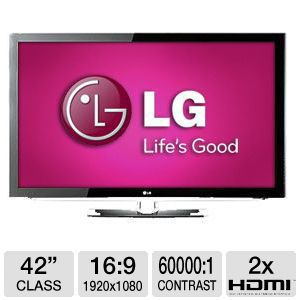 LG 42LD452B 42&quot; Class Widescreen LCD HDTV Monitor