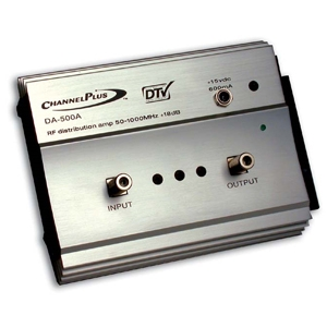 Channel Plus DA-500A Linear RF Amplifier