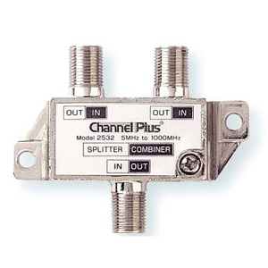 Linear Channel Plus 2532 2-way Splitter/Combiner