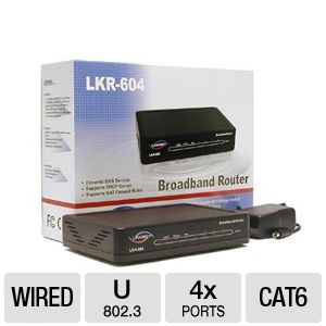 Linkskey LKR-604 Broadband Router