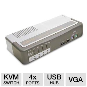 Linkskey LKV-248AUSK KVM Switch
