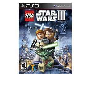 Lego Star Wars III: The Clone Wars for PS3